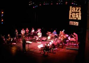 Vince Mendoza's ensemble fetes Miles Davis at Berlin Jazz Festival, 2008